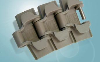 Flat-Top de la Cadena Ingeniería de plástico
