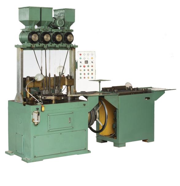 Máquina de pretensión de montaje de cadena de alta velocidad (0635~1587)