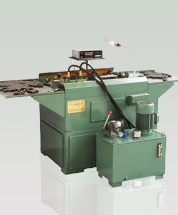 Máquina de rodaje de pretensión (máquina de tensión estática)
